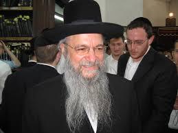 Rabbi Yaakov Hillel in Jerusalem