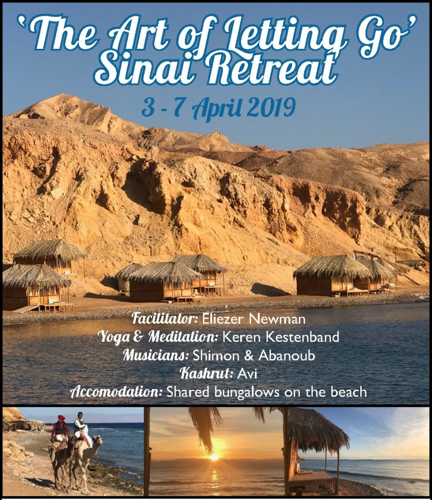 Succat Shalom | Enlightened Tourism – Experiences Offered